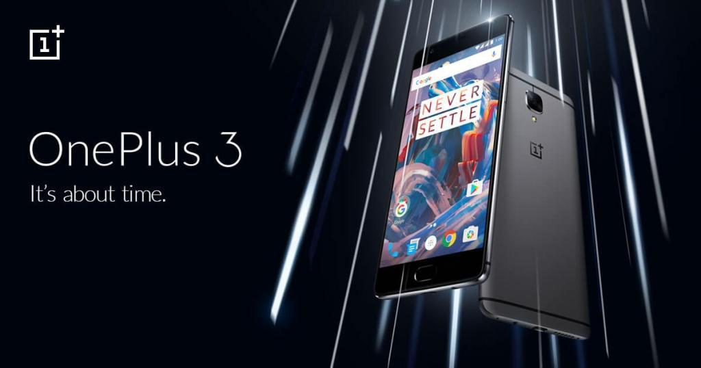 oneplus3 first in the world